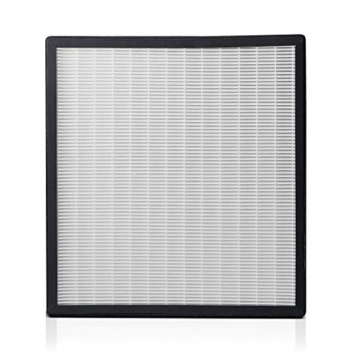 Alen Replacement Air Filter for BreatheSmart Classic, True HEPA Multi Purpose Filter for Mold, Bacteria, Cooking Odors, Allergies, Pollen, Dust, Dander and Fur