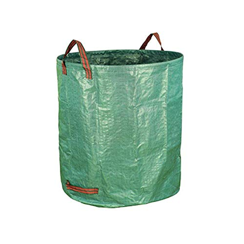 DaJun 3PCS/Pack Compost Bag &Lawn Pool Garden Leaf Waste Bag,Garden Storage Bags,Environmental Friendly,Fermentation Kitchen Garbage Removal Homemade Organic Compost Bag