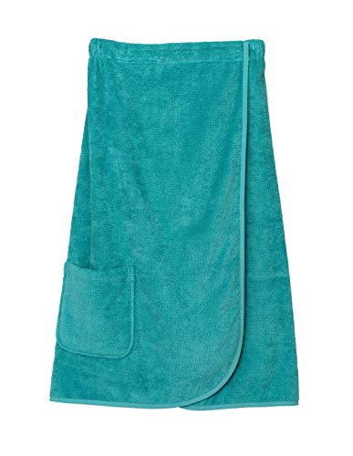 TowelSelections Women's Wrap, Shower & Bath, Terry Spa Towel X-Small ()