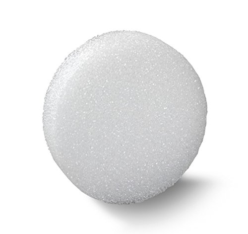 FloraCraft Styrofoam Disc 0.8 Inch x 11.8 Inch White