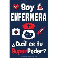 Soy Enfermera ¿Cuál Es Tu SuperPoder?: Agenda Personal ...