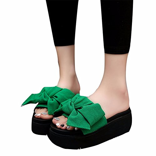 Heeled High Dame Sandales Dame YUCH Chaussons Arc Quotidienne wXxHq