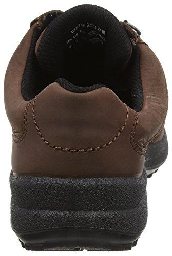 Hotter Damen Mist EXF Sneaker Braun (Tan)