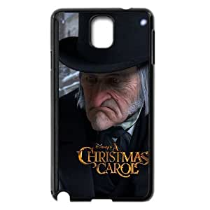 Samsung Galaxy Note 3 Phone Case Black Christmas Carol MG671920