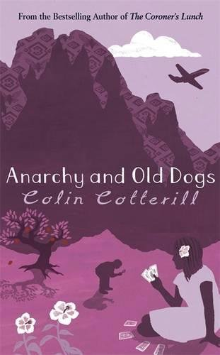 book cover of Anarchy and Old Dogs