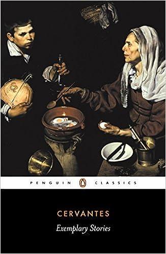 Book Cervantes: Exemplary Stories (Penguin Classics) by Miguel De Cervantes Saavedra (1986-03-04)