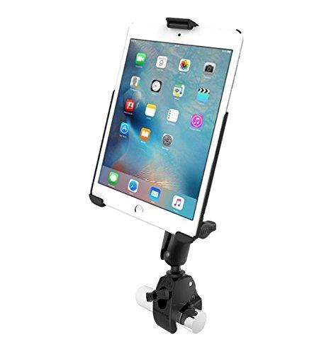 - Strong Medium Tough Claw Handlebar Rail Mount Holder Kit fits Apple iPad Mini 4