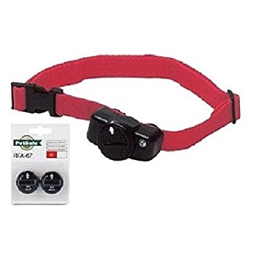 PetSafe In-Ground Deluxe Ultralight Collar PUL-275 + 2 FREE BATTERIES