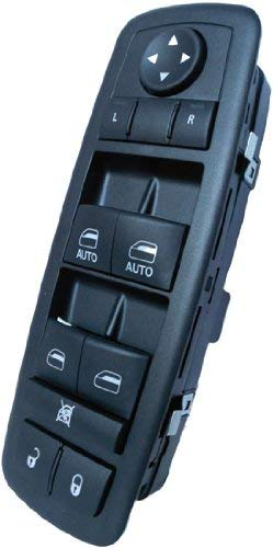 (SWITCHDOCTOR Window Master Switch For 2008-2011 Chrysler Town and Country )