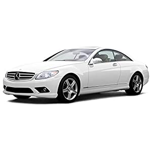 Amazon.com: 2008 Mercedes-Benz CL63 AMG Reviews, Images, and Specs: Vehicles