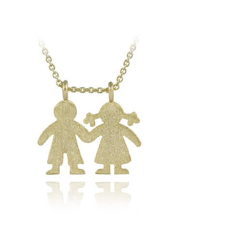 14k gold filled girl boy necklace amazon jewellery aloadofball Images