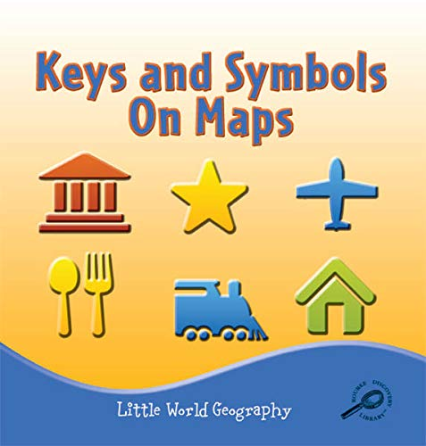 Keys and Symbols On Maps (Little World - Map Keys