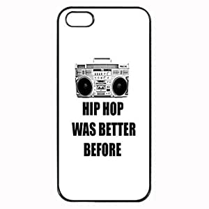 Hip Hop was better before Unipue Custom Image For SamSung Note 3 Phone Case Cover Diy pragmatic Hard For SamSung Note 3 Phone Case Cover High Quality Plastic Case By Argelis-sky, Black Case New