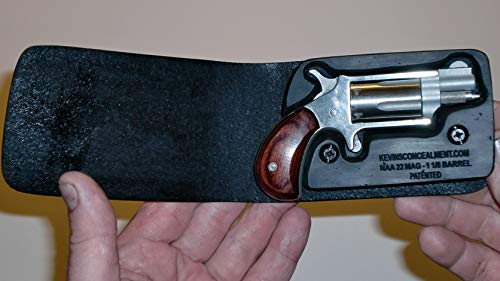 Wallet Holster for Full Concealment - NAA 22mag 1-1/8