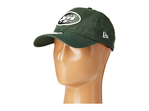 New Era Men's New York Jets 9TWENTY Core Green Hat