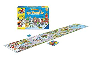 Wonder Forge Richard Scarry's Busytown, Eye Found It Toddler Toy and Game for Boys and Girls Age 3 and Up - A Fun Preschool Board Game (B002V3RCE6)   Amazon Products