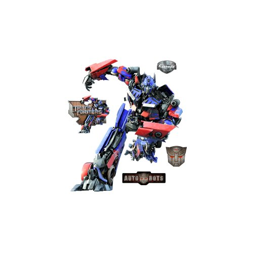 Transformers Optimus Prime Wall Graphic by FATHEAD