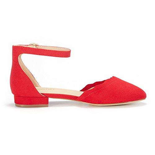 Women's Shoes DREAM Flats Vogue Red Sole PAIRS CwpUx7z