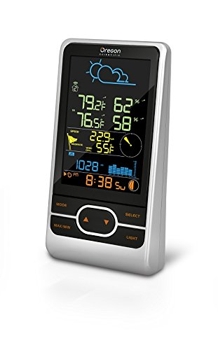 Oregon Scientific WMR86NS Complete Home Weather Station with