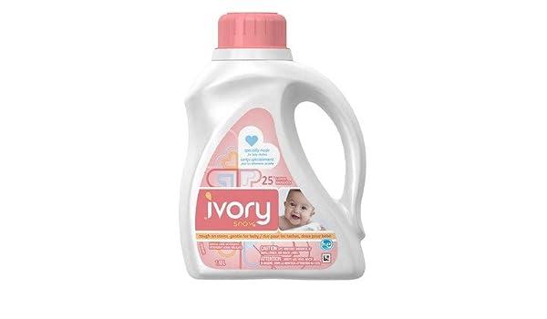 Marfil nieve líquido detergente - Martillo etapa 1 recién nacido ...