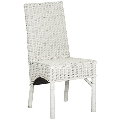 Safavieh Home Collection Sommerset White Dining Chair (Set of - Sommerset Collection