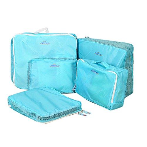 Luggage Organizer Suitcase Toiletries Cosmetics