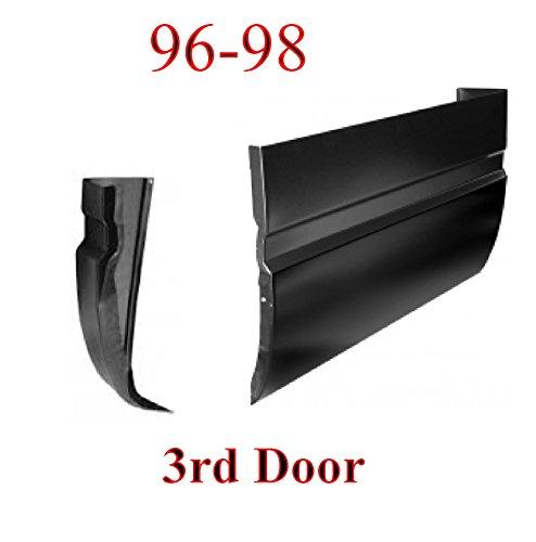 97 chevy truck door panels - 4