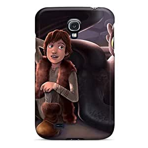 Bumper Hard Cell-phone Case For Samsung Galaxy S4 With Custom Realistic How To Train Your Dragon Series SherriFakhry