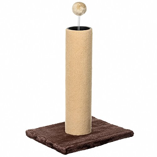 OTRON Premium Pet Cat Scratching Post Cat Scratcher Carpet (Vertical Scratching Post)