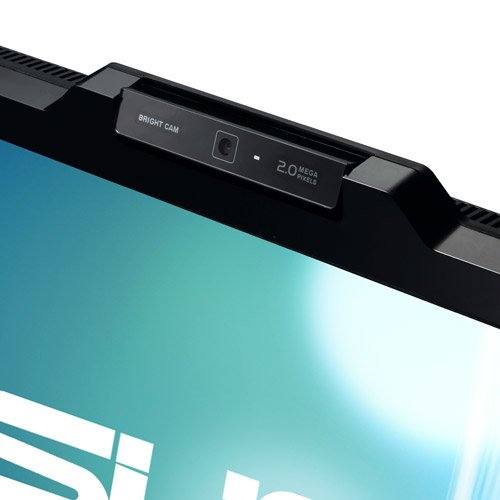 Asus VK278Q 27 inch WideScreen 2ms 10,000,000:1 VGA/DVI/HDMI/DisplayPort LCD Monitor, w/ Speakers & Webcam (Black) by Asus (Image #3)