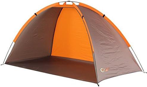 Portal Jota UV 40 Strandmuschel Strand-Zelt Windschutz Sonnenschutz mit Zubehör 2 Variationen