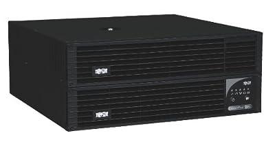Tripp Lite SMART3000CRMXL Smart 3000VA 4U Rackmount Line-Interactive UPS (8 Outlets)