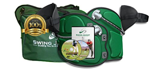 Swing Jacket Golf Training Aid