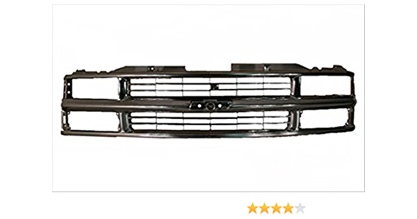 Partslink Number GM1200225 OE Replacement Chevrolet S10 Pickup//S10 Blazer Grille Assembly
