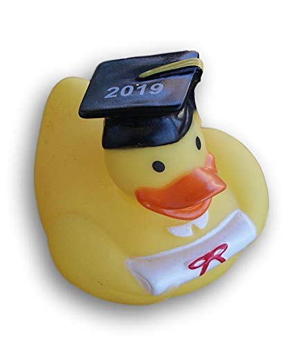 2019 Graduation Rubber Duck -