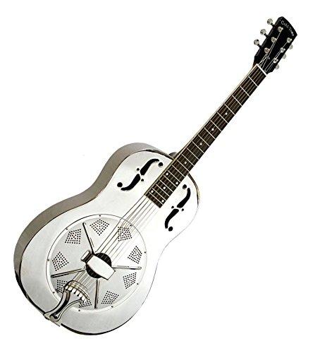 Paul Beard GRS Steel Roundneck Guitar w/ Hard (Gold Tone Beard Resonator)