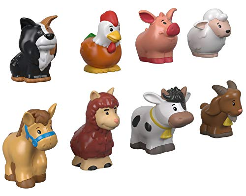 Top 10 recommendation little people farm animals figures