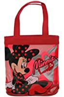 Disney Minnie Mouse Lipstick Tote Bag