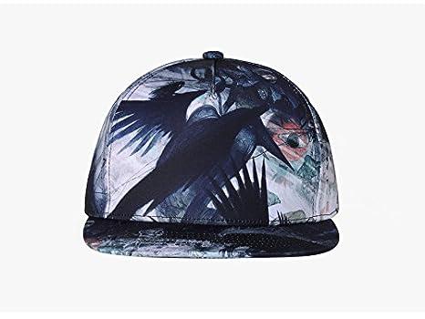 Impresión Gorra de béisbol Trend Neutral Lengua de Pato Street ...