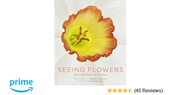 Amazon seeing flowers discover the hidden life of flowers amazon seeing flowers discover the hidden life of flowers seeing series 9781604694222 teri dunn chace robert llewellyn books fandeluxe Choice Image