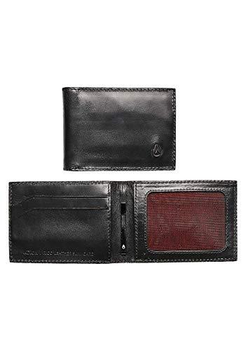 NIXON Rico Slim Card Wallet-Black ()