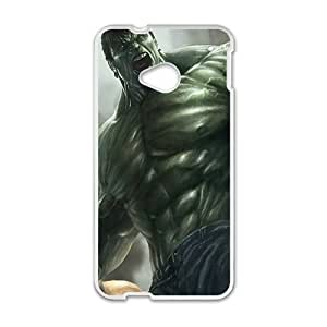 Happy Hulk Phone Case for HTC One M7 case