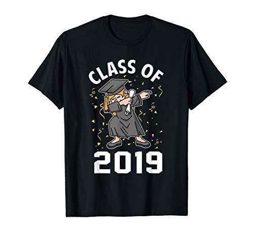 Girl Dabbing Graduate Like Smart And Stuff T Shirt