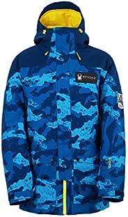 Spyder Active Sports Men's Team U.S. Ski Team Stretch Insulated Ski Ja
