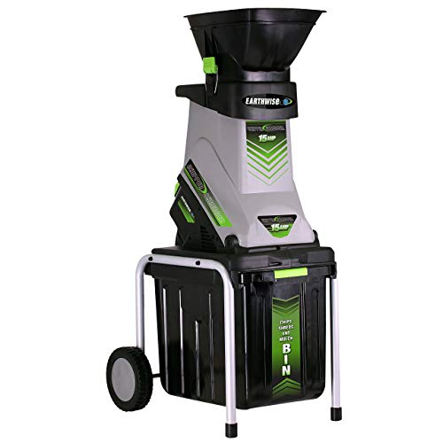 Earthwise GS70015 Electric Chipper Shredder product image