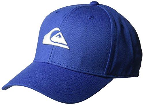 Quiksilver Boys' Big Decades Youth Trucker HAT, Bijou Blue, ()