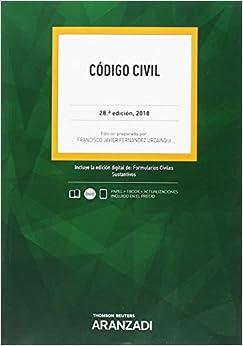 Código Civil por Francisco Javier Fernández Urzainqui