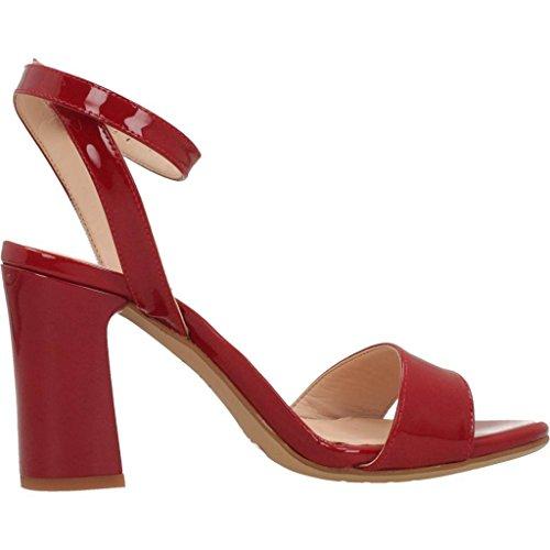 PA à UNISA Marque Chaussures Rouge à Modã¨Le Rouge Talon Chaussures Rouge Couleur Talon Warhol ZaZf6w