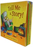 img - for Tell Me a Story 4 Book Giftset: