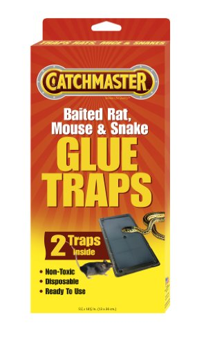 catchmaster-402-baited-rat-mouse-and-snake-glue-traps-professional-strength-2-pack